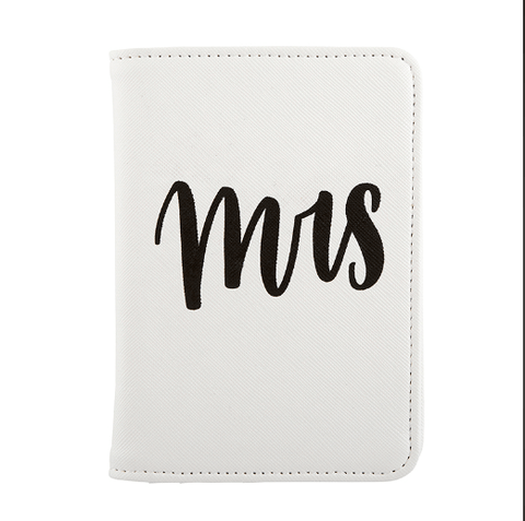 PASSPORT HOLDER - MRS. - LOCAL FIXTURE