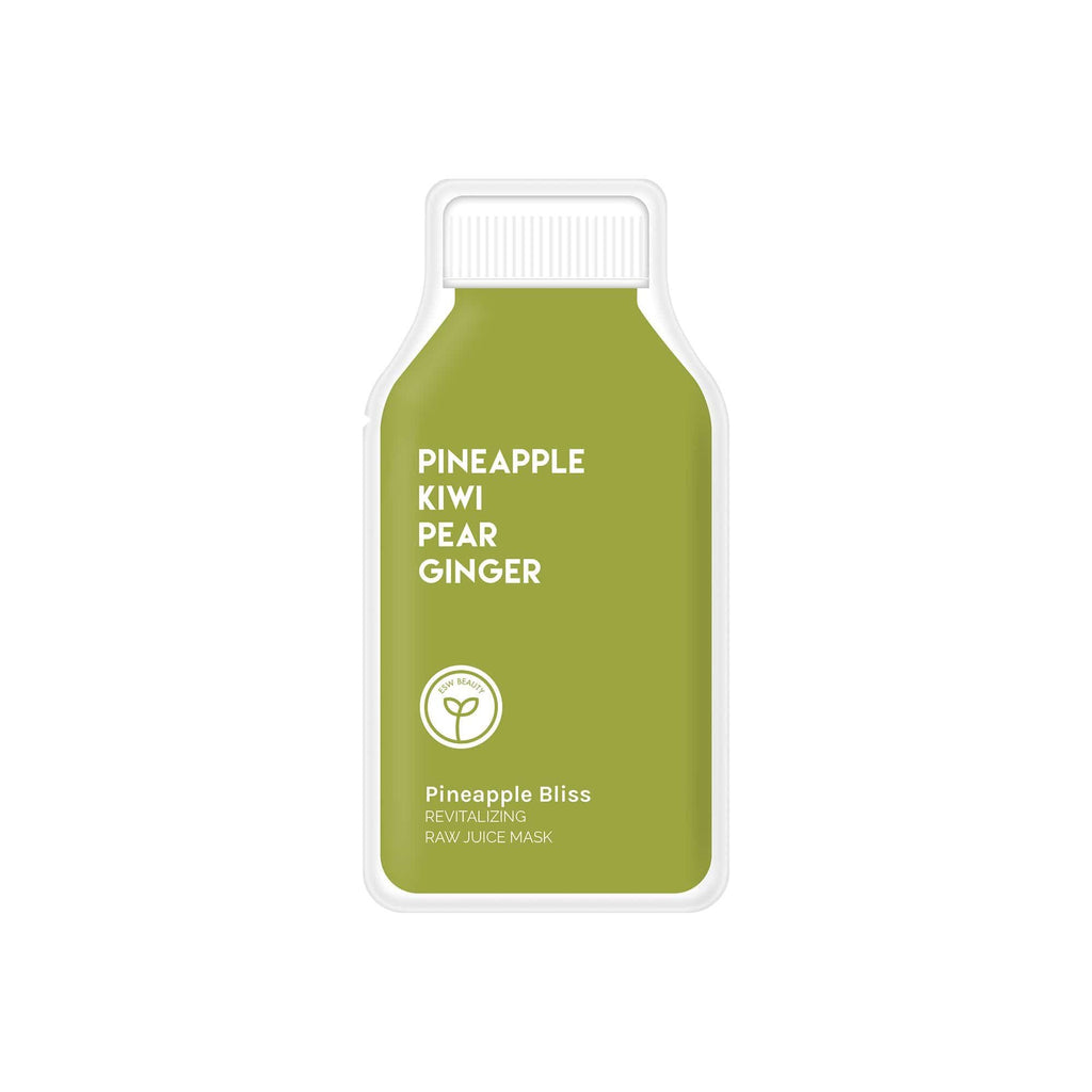 Pineapple Bliss Revitalizing Raw Juice Mask - LOCAL FIXTURE