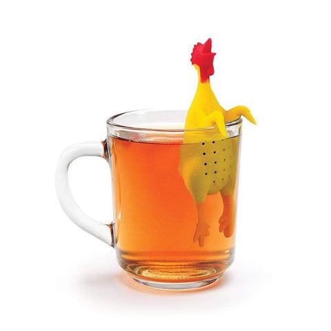 FRED & FRIENDS COCK-A-DOODLE BREW TEA INFUSER - LOCAL FIXTURE