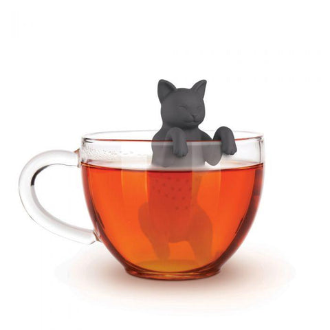 FRED & FRIENDS PURR TEA INFUSER - LOCAL FIXTURE