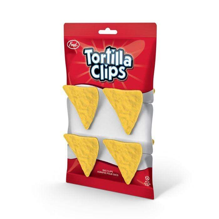 FRED & FRIENDS TORTILLA CLIPS BAG CLIPS - LOCAL FIXTURE