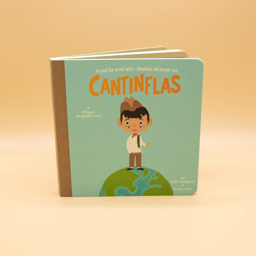 LIL LIBROS AROUND THE WORLD WITH CANTINFLAS/ALREDEDOR DEL MUNDO CON CANTINFLAS - LOCAL FIXTURE