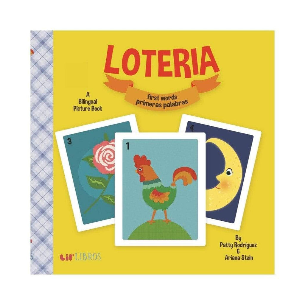 LIL LIBROS LOTERIA: FIRST WORDS/PRIMERAS PALABRAS - LOCAL FIXTURE