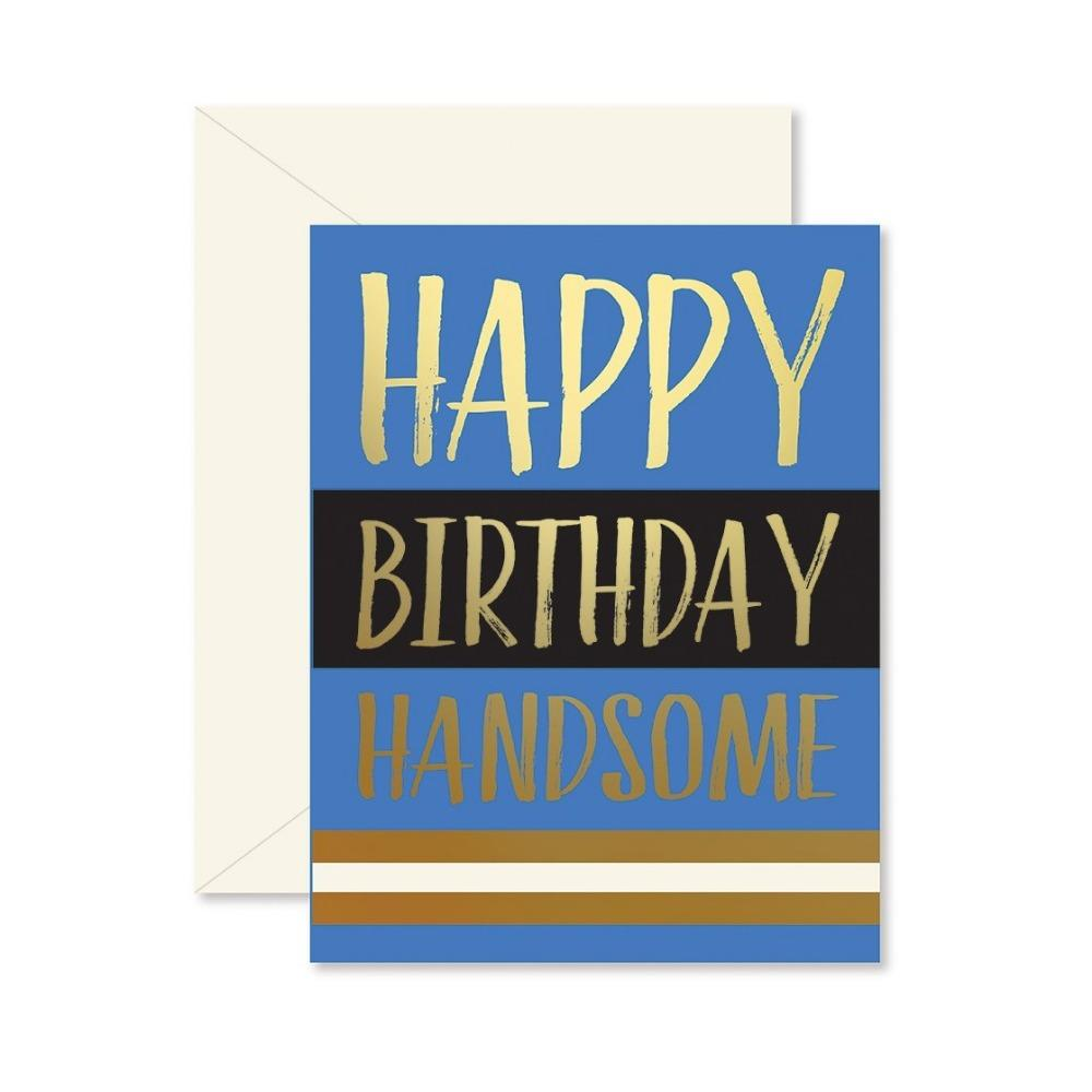 GINGER P. DESIGNS CARDS Ginger P. Designs Happy Birthday Handsome