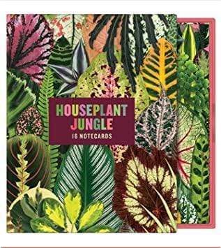 Houseplant Jungle Greeting Assortment Notecards - LOCAL FIXTURE