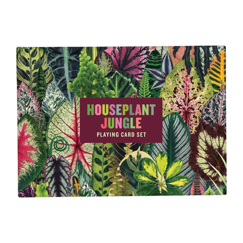 Houseplant Jungle Playing Card Set - LOCAL FIXTURE