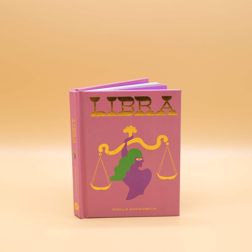 LIBRA ZODIAC BOOK - LOCAL FIXTURE