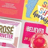 Rose the Riveter Coaster Board Book - LOCAL FIXTURE
