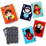 HACHETTE LITTLE FEMINIST PLAYING CARDS - LOCAL FIXTURE