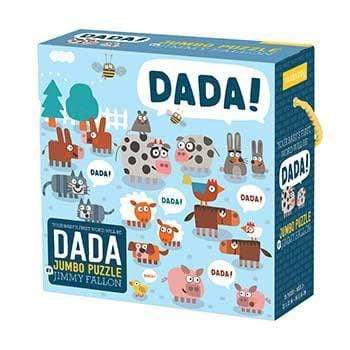 JIMMY FALLON YOUR BABY'S FIRST WORD WILL BE DADA JUMBO - LOCAL FIXTURE