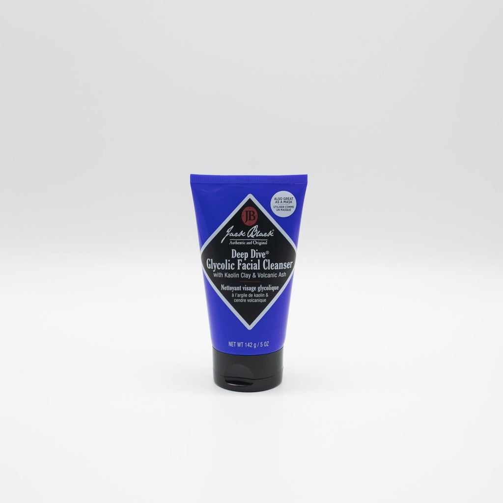 JACK BLACK DEEP DIVE GLYCOLIC FACIAL CLEANSER - LOCAL FIXTURE