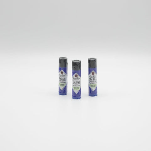 JACK BLACK THE STICK NATURAL LIP BALM FRESH MINT - LOCAL FIXTURE