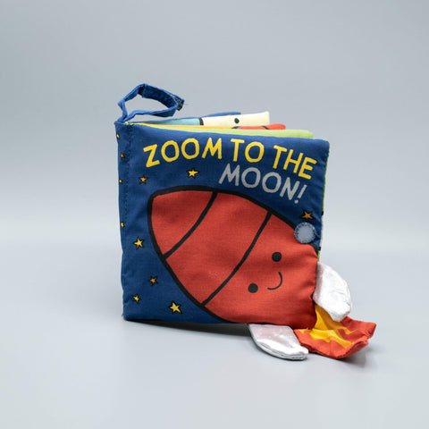 JELLYCAT ZOOM TO THE MOON BOOK - LOCAL FIXTURE