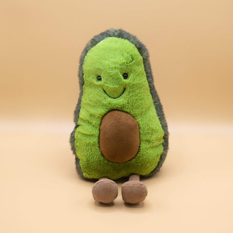 JELLYCAT AMUSEABLE AVOCADO SMALL - LOCAL FIXTURE