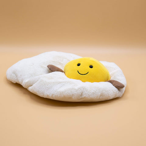 JELLYCAT AMUSEABLE FRIED EGG - LOCAL FIXTURE