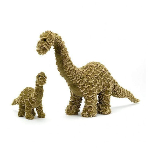 JELLYCAT DELANEY DIPLODOCUS LITTLE - LOCAL FIXTURE