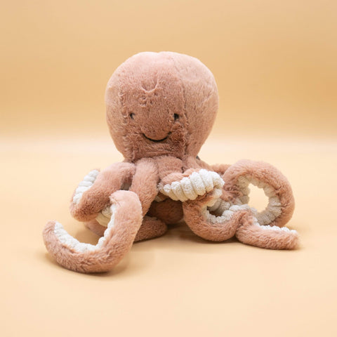 JELLYCAT ODELL OCTOPUS BABY - LOCAL FIXTURE