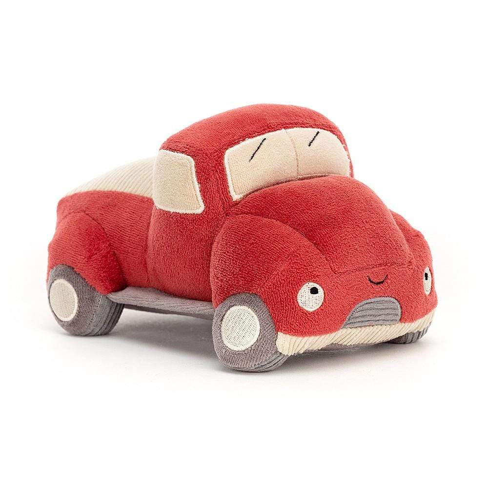 JELLYCAT WIZZY TRUCK - LOCAL FIXTURE