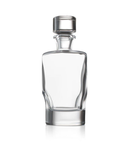 Joy Jolt Carina Crystal Whiskey Decanter - LOCAL FIXTURE