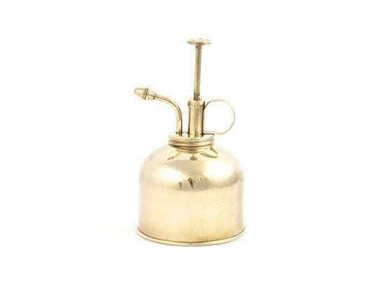 KIKKERLAND PLANT MISTER BRASS - LOCAL FIXTURE