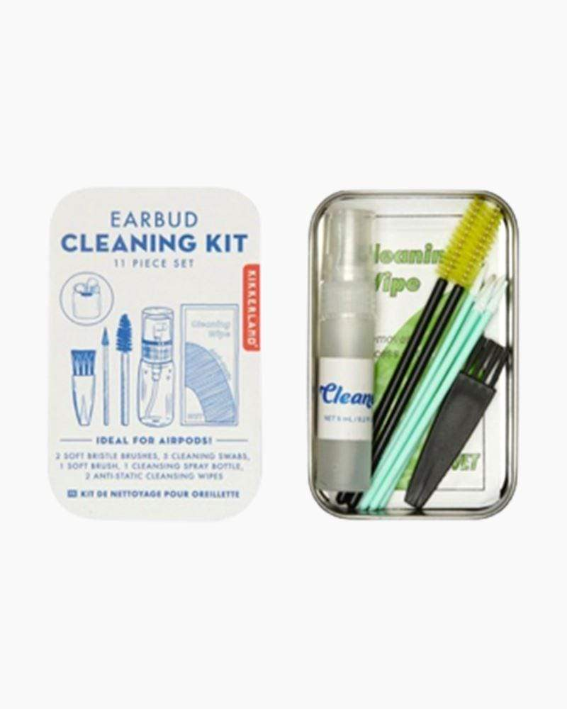 KIKKERLAND EARBUD CLEANING KIT - LOCAL FIXTURE