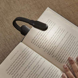 KIKKERLAND RECHARGABLE BOOKLIGHT BLACK - LOCAL FIXTURE