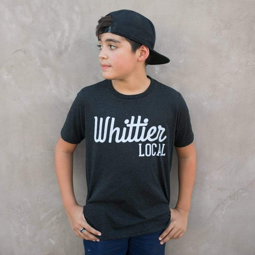 KIDS WHITTIER LOCAL T-SHIRT - MORE COLORS - LOCAL FIXTURE