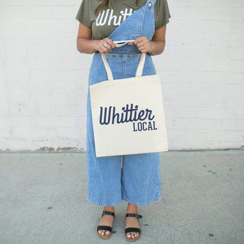 WHITTIER LOCAL TOTES - LOCAL FIXTURE