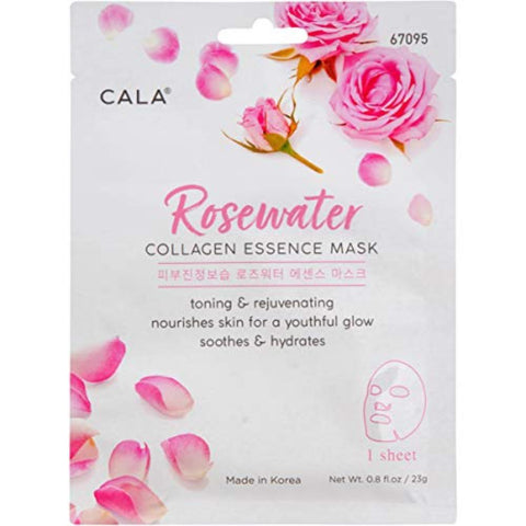 Cala Essence Facial Mask - Rosewater - LOCAL FIXTURE