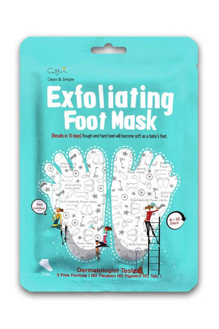 Cettua Exfoliating Foot Mask - LOCAL FIXTURE