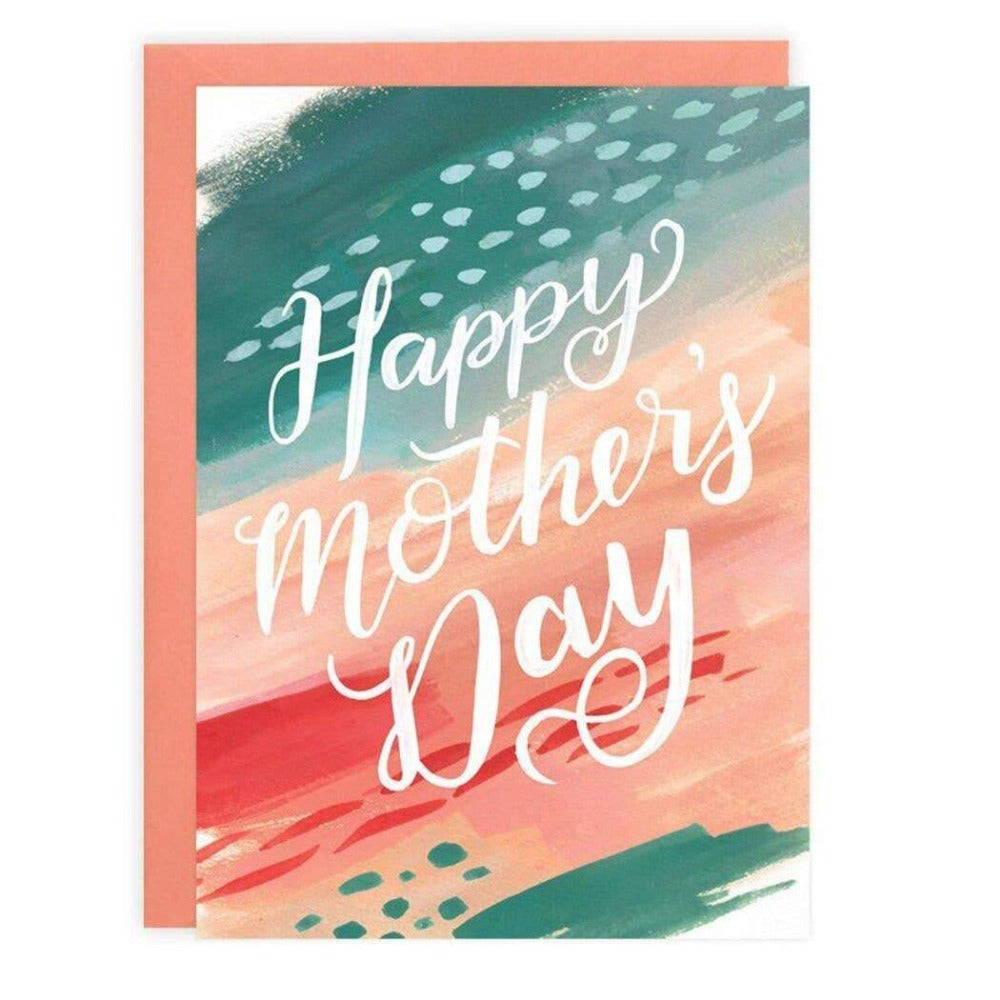 ARTSY MOTHER'S DAY CARD - LOCAL FIXTURE