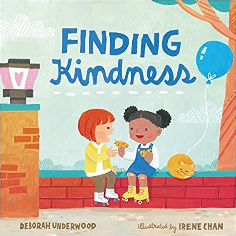 FINDING KINDNESS BOOK - LOCAL FIXTURE