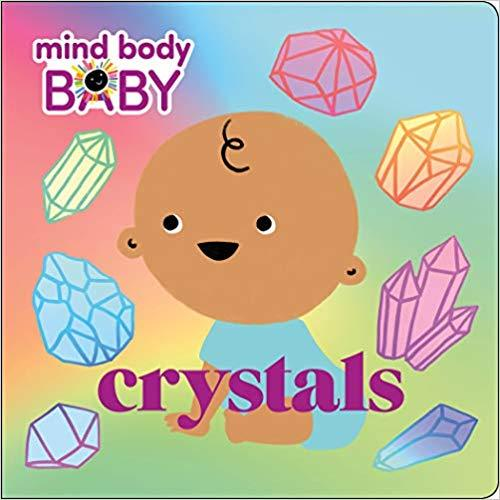 MIND BODY BABY: CRYSTALS BOOK - LOCAL FIXTURE
