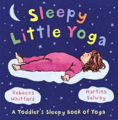 SLEEPY LITTLE YOGA BOOK - LOCAL FIXTURE