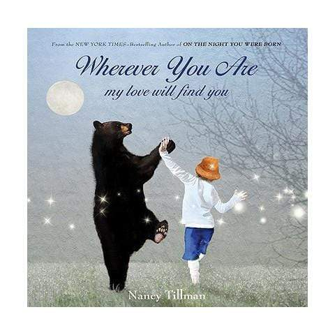 WHEREVER YOU ARE: MY LOVE WILL FIND YOU BOOK SMALL EDITION - LOCAL FIXTURE