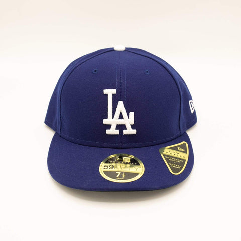 Los Angeles Dodgers Authentic Collection Low Profile 59Fifty Fitted - LOCAL FIXTURE