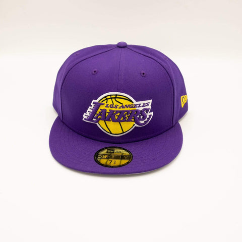 Los Angeles Lakers Team Color 59Fifty Fitted - LOCAL FIXTURE