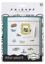 FRIENDS MAGNETS - LOCAL FIXTURE