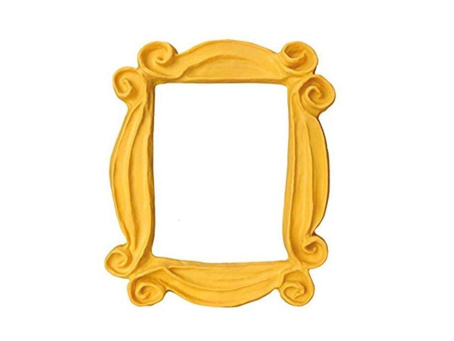 FRIENDS PEEPHOLE PHOTO FRAME - LOCAL FIXTURE