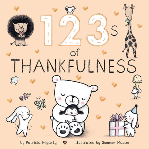 123s of Thankfulness - LOCAL FIXTURE