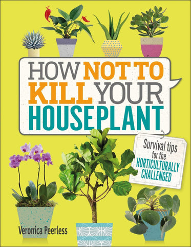 How Not to Kill Your Houseplant: Survival Tips for the Horticulturally Challenged - LOCAL FIXTURE