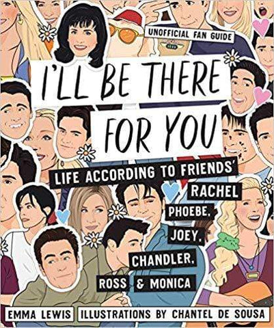 I'LL BE THERE FOR YOU BOOK - LOCAL FIXTURE