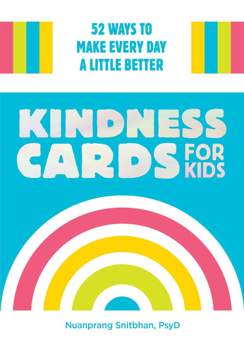 Kindness Cards for Kids: 52 Ways to Make Every Day a Little Better - LOCAL FIXTURE