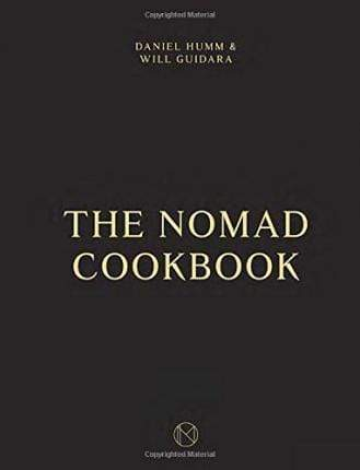 THE NOMAD COOKBOOK - LOCAL FIXTURE
