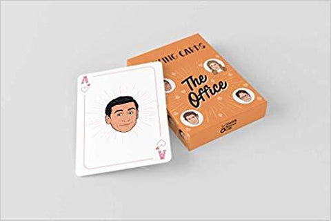 THE OFFICE PLAYING CARDS - LOCAL FIXTURE