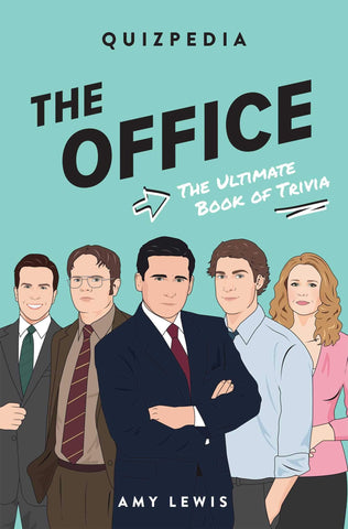 The Office Quizpedia: The Ultimate Book of Trivia - LOCAL FIXTURE