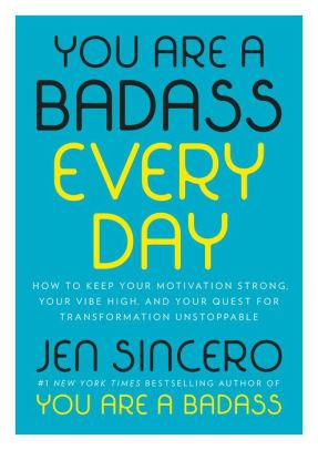 YOU ARE A BADASS EVERYDAY BOOK - LOCAL FIXTURE