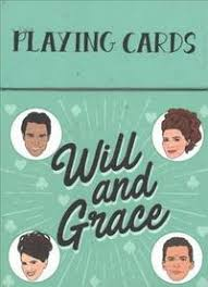 Will & Grace Playing Cards - LOCAL FIXTURE