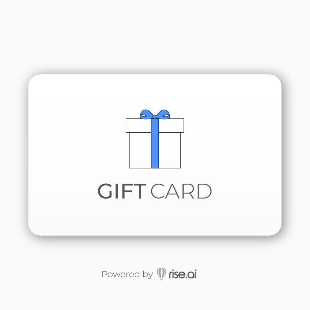 Rise.ai LOCAL FIXTURE GIFT CARD - ONLINE ONLY
