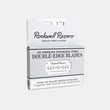 ROCKWELL DOUBLE-EDGE RAZOR BLADES - LOCAL FIXTURE